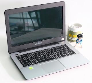 Jual Laptop Asus A455L Bekas
