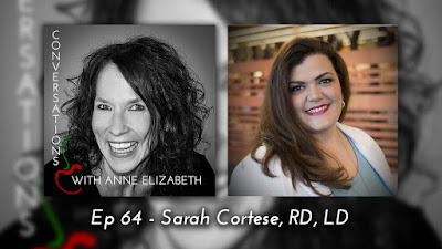 Conversations with Anne Elizabeth Podcast Promo Photo