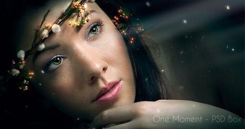One Moment – Photo Manipulation