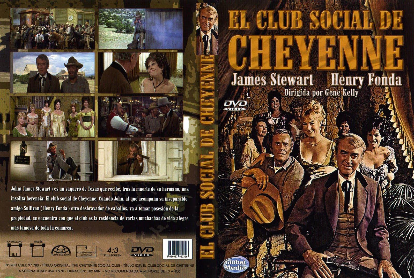 THE WEST IS THE BEST - Página 23 El_Club_Social_De_Cheyenne-Caratula