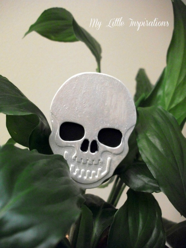 My little inspirations come fare decorazioni in gesso per halloween - Decorazioni in gesso ...