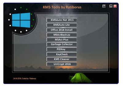 Download Ratiborus KMS Tools 2017