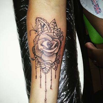 Tatuajes De Rosas En El Brazo Top 1234 Fotos