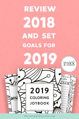 free 2019 goals