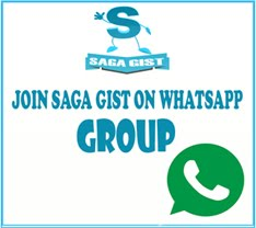 JOIN SAGA GIST WHATSAPP GROUP