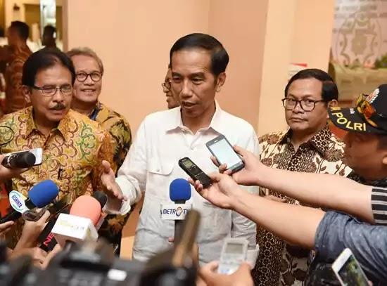 Jokowi tentang Setya Novanto