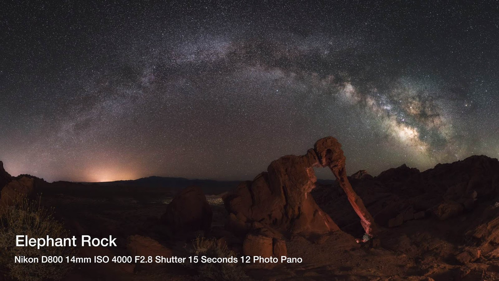 Learn How To Create A Milky Way Panorama