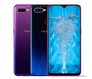 Oppo F9 launched in India