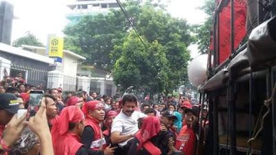 Rehabilitas Nama Baik 26 Aktivis Buruh