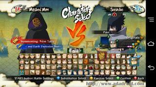 Download Naruto Senki NSUNS3 by Alwan Apk