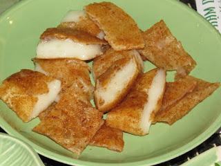 ソイチンフォン ベトナム料理 揚げ餅 煎餅 丸い 風船餅 大きい