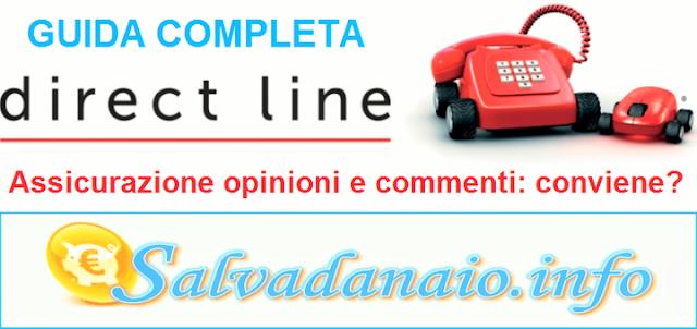 Assicurazione direct line opinioni e commenti: conviene?