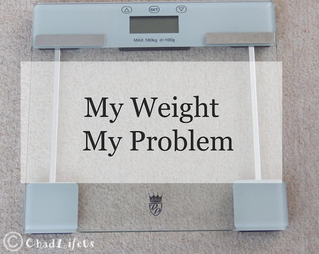 Scale - My Weight My Problem