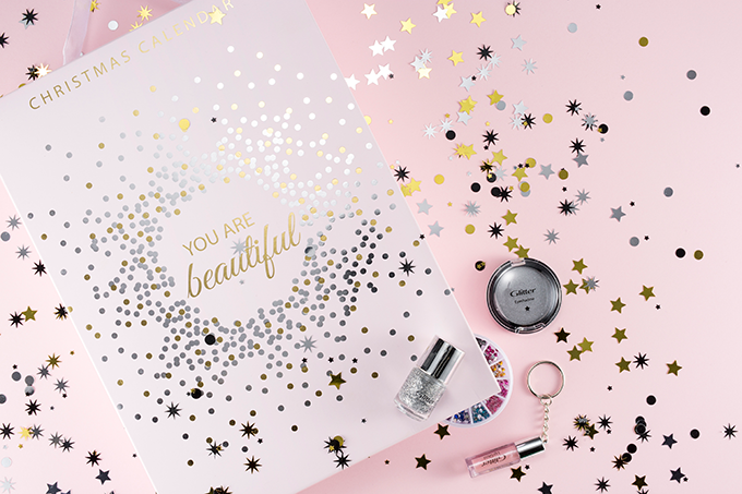 glitter adventskalender 2016