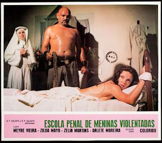 Escola Penal de Meninas Violentadas (1977)