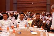 Bupati Kep. Selayar Ikut Rakor UKPBJ di Makassar