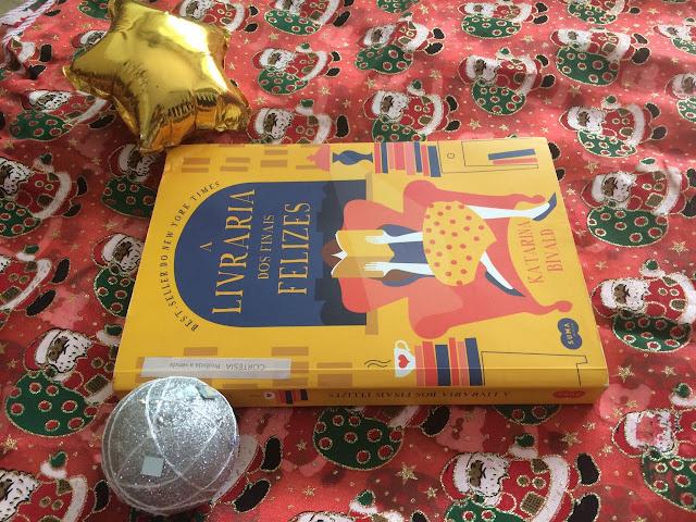 Resenha Livro Resenha A livraria dos finais felizes