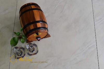 Gạch đá bóng kiếng 80x80 Kis K80020B-PA giảm giá tại HCM