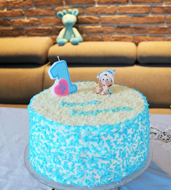 jak zrobić tort na urodziny dla dziecka roczek