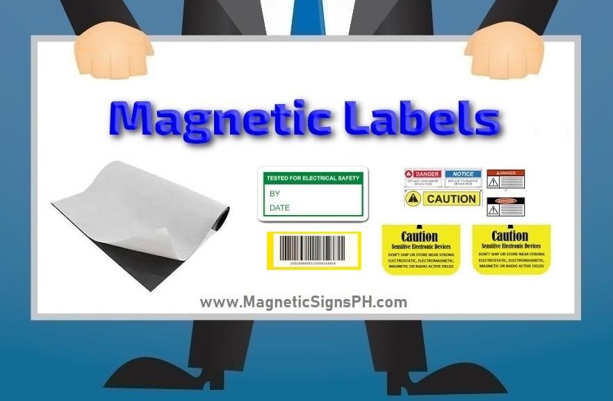 Custom Magnetic Labels Philippines