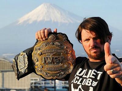 A.J. Styles WWE