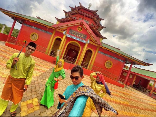 Pesona Keindahan Masjid Muhammad Cheng Ho Batam