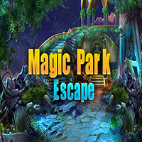 AvmGames Magic Park Escap…