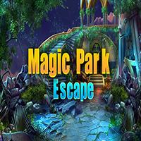 AvmGames Magic Park Escape Walkthrough