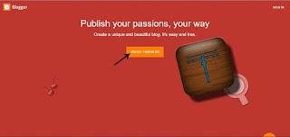 Cara Mudah dan Lengkap Membuat Blog di Blogger