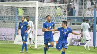 """الكويت تهزم السعودية بثلاثة أهداف مقابل هدف في """"خليجي 24"""""""