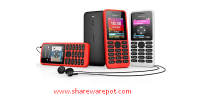 Nokia 130  (RM1035) Flash File With USB Driver Free Download