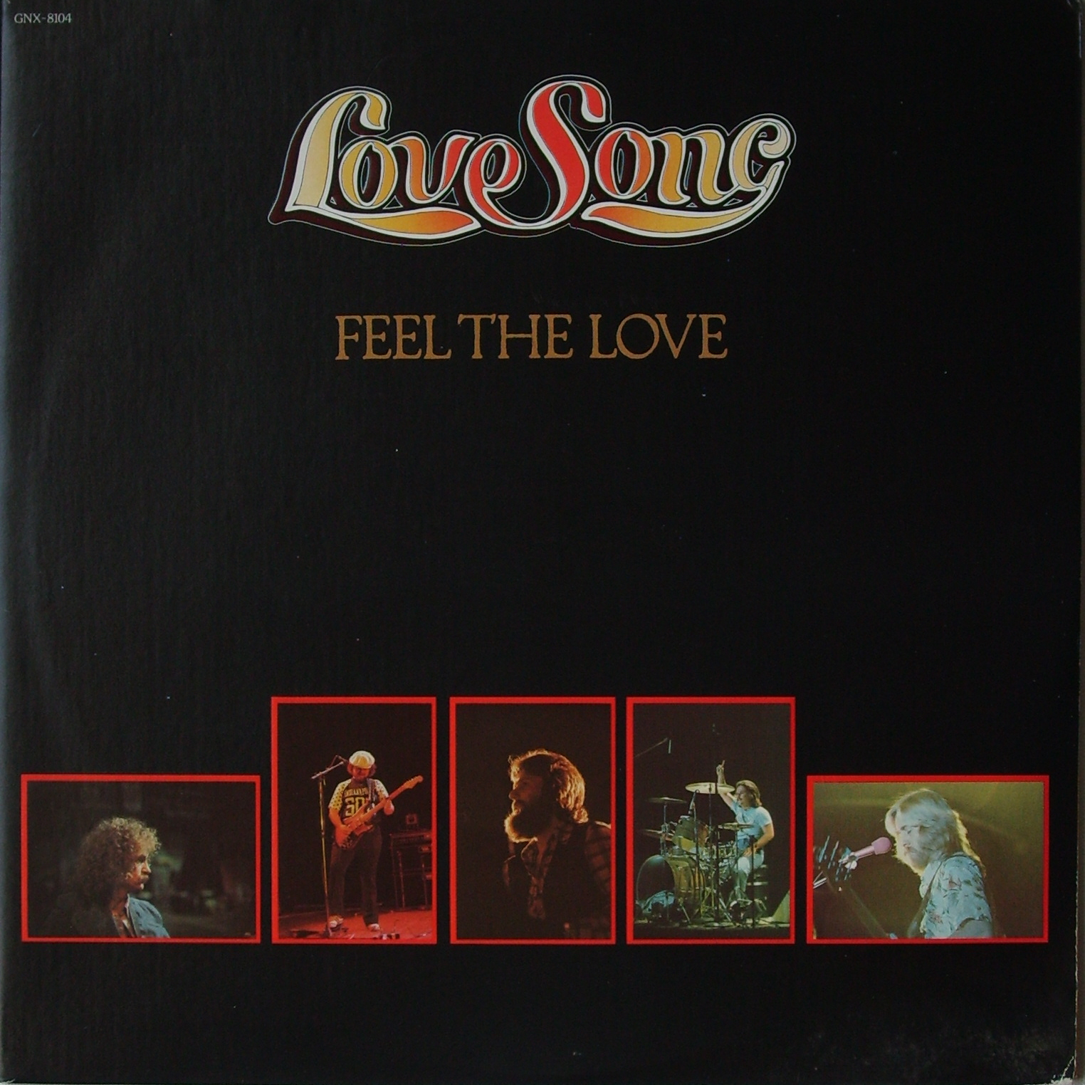 100 Greatest CCM Albums of the '70s: #34 FEEL THE LOVE by Love Song