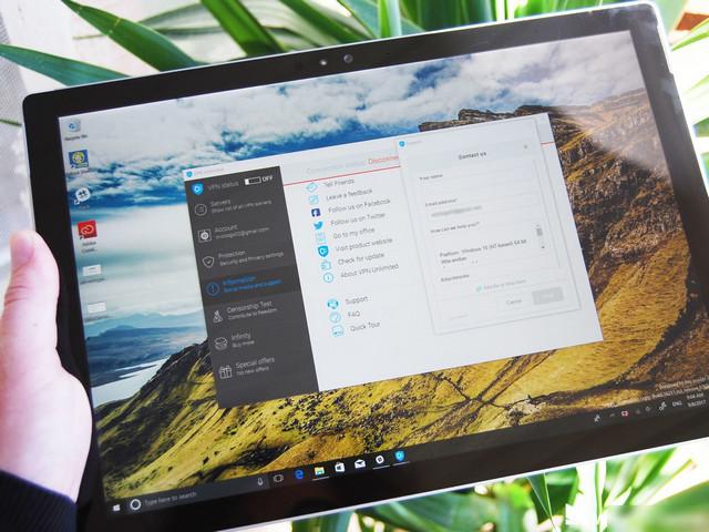 إصلاح مشاكل في بي ان VPN لا يعمل في ويندوز Windows 10