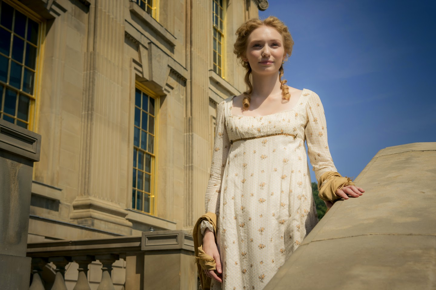 Miss Daydreamer's Place: Death Comes to Pemberley (2013)