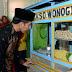 Bank Wakaf Mikro Bangun Kios Dadakan di Istana Negara