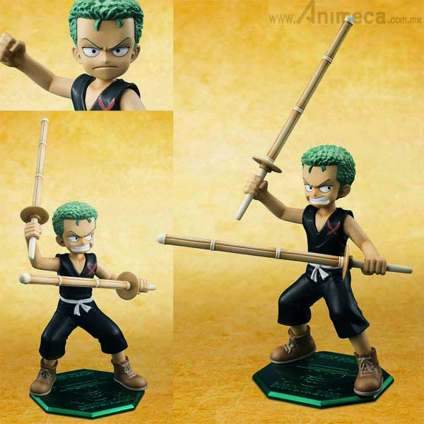 RORONOA ZORO CB-R2 Portrait of Pirates One Piece FIGURE MEGAHOUSE