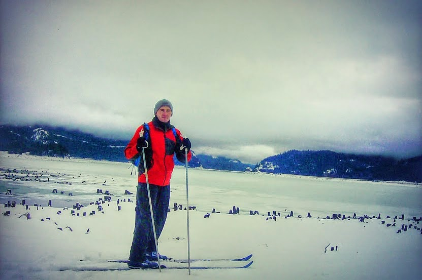 ExtraHyperActive: Cross Country Skiing : Hyak Sno-Park At