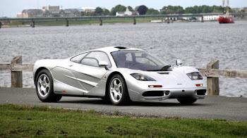 McLaren F1 ¡Un auto que ya se ha vendido!
