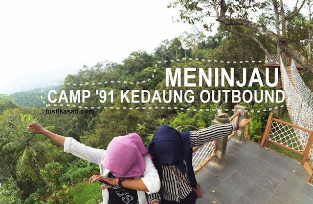 camp '91 kedaung outbound