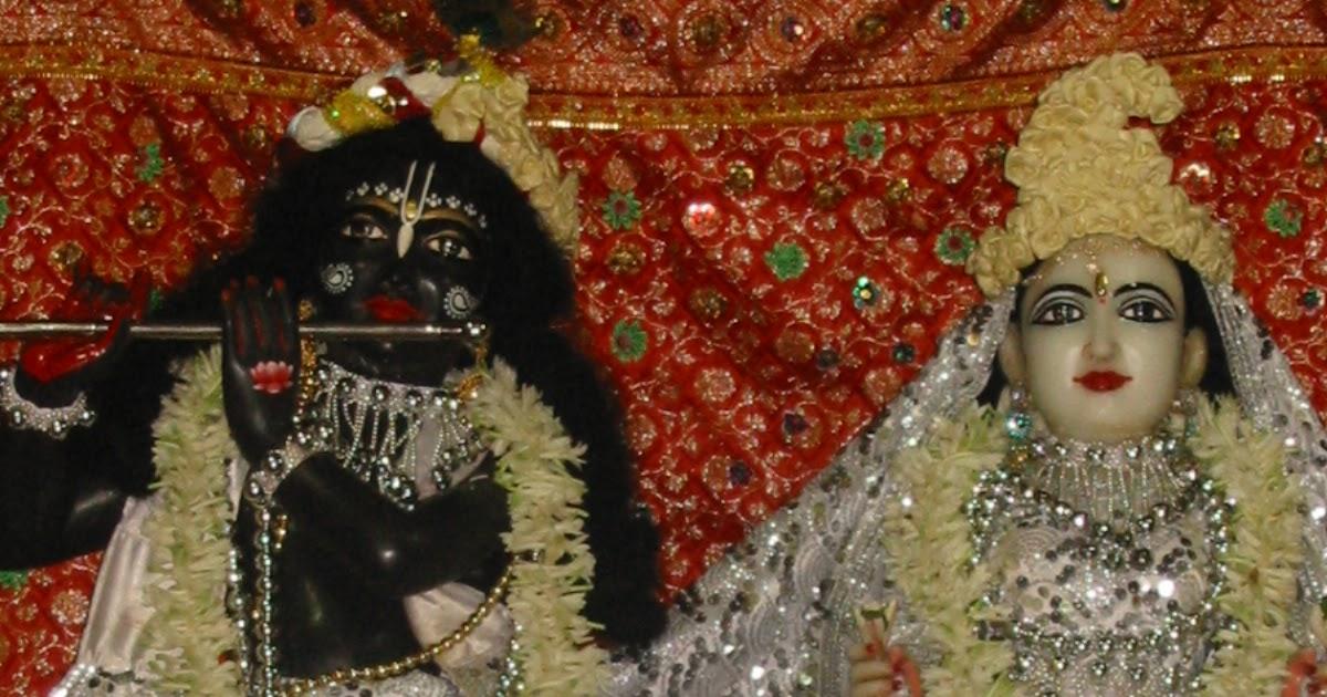 Mayapur Today: 25-05-2013 Darshan at Oriya Math (Sri Krishna