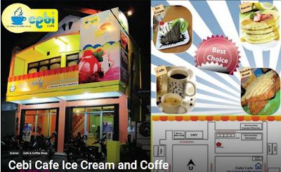 Cebi Cafe Ice Cream and Coffe