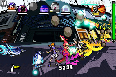 The World Ends With You Screenshot 2