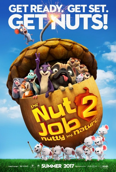 Film Nut Job 2: Nutty By Nature 2017 Bioskop