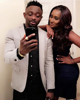 Singer Sean Tizzle Shows Off His New Girlfriend And iPhone 7, Photos