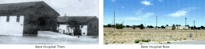 Roswell Army Airfield Hospital Then and Now