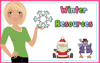 Winter and Christmas Resources for the Classroom
