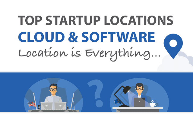 Is Location Everything for Cloud & SaaS Startups?