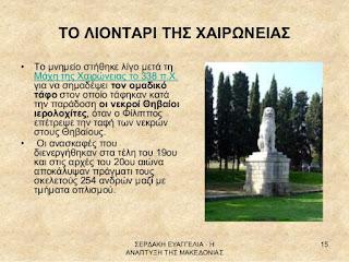 Σαν σήμερα. Η μάχη της Χαιρώνειας (12 Αύγουστου 338 π.Χ.) – Σαράντου Ι. Καργάκου.