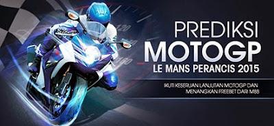 Prediksi MotoGP Le Mans Perancis Dapatkan Freebet