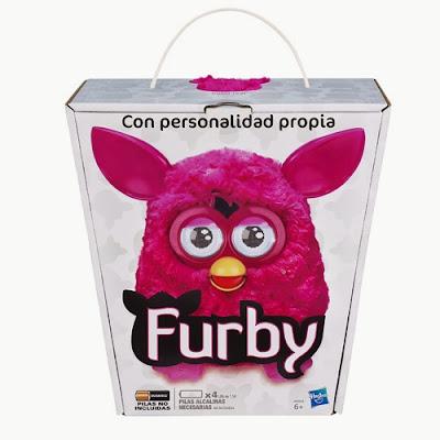 FURBY - juguetes de moda en la navidad 2013